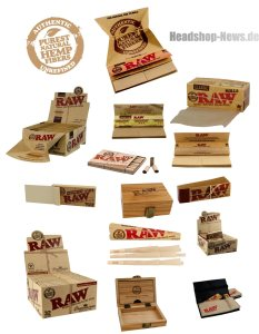 RAW Papers Auswahl