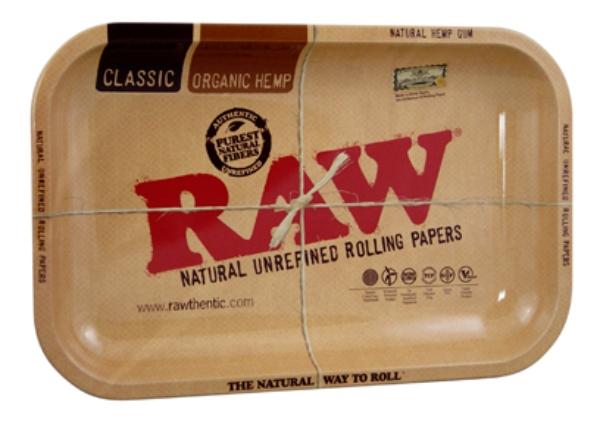 Bröselschale Rolling Tray RAW